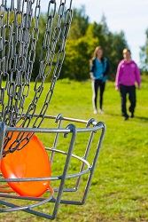 Disc golf for parks webpage