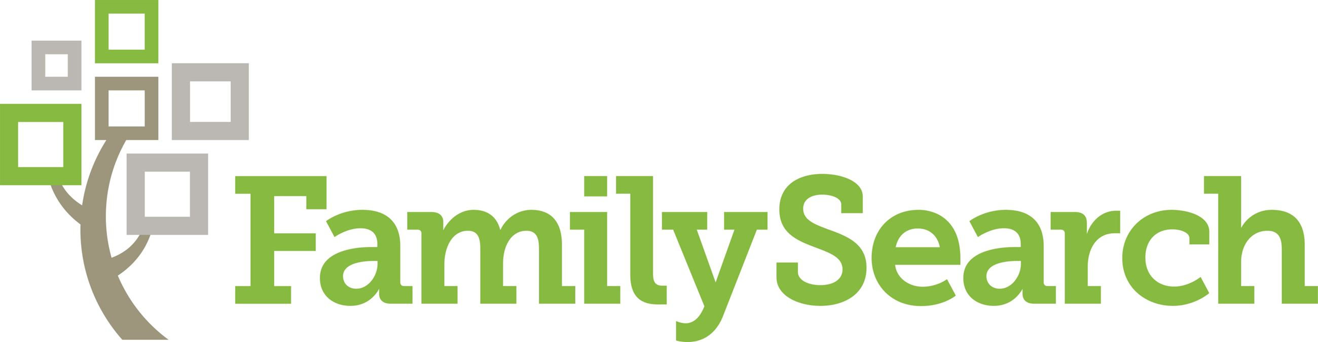 FamilySearchLogo Opens in new window