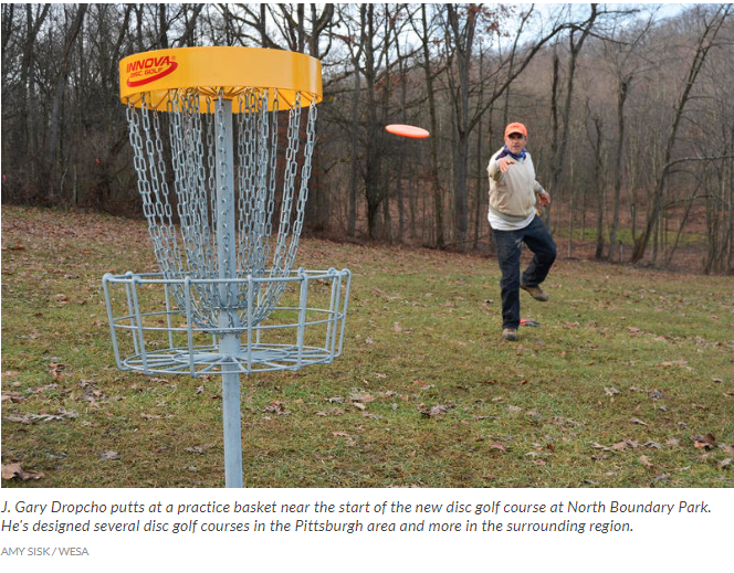 image WESA Disc Golf